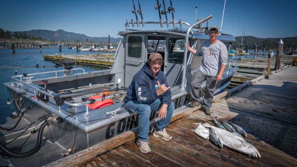 Sooke Fishing Guide